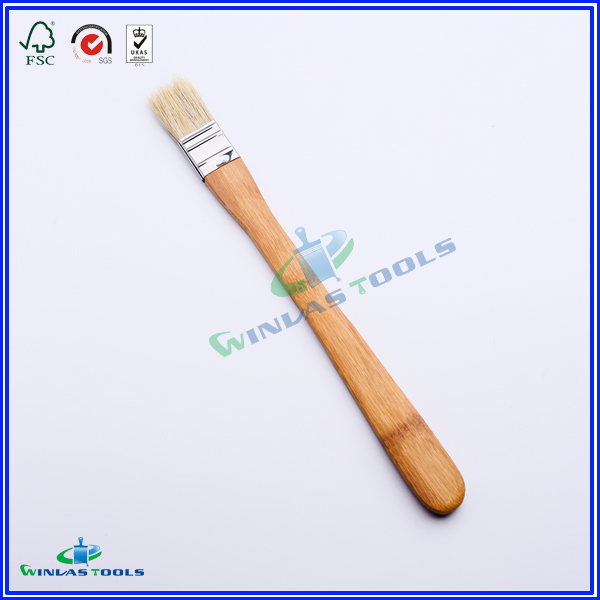 Bamboo handle paint brush