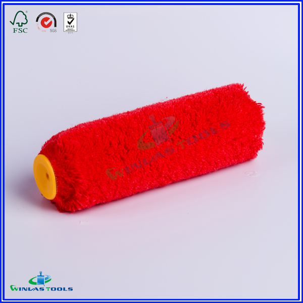 Line free Paint roller cover