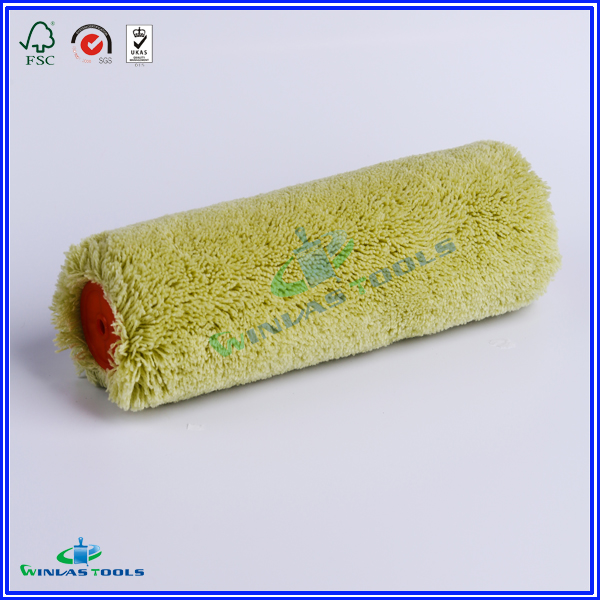 Green Paint roller cover
