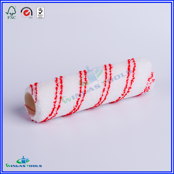 double red line paint roller refill