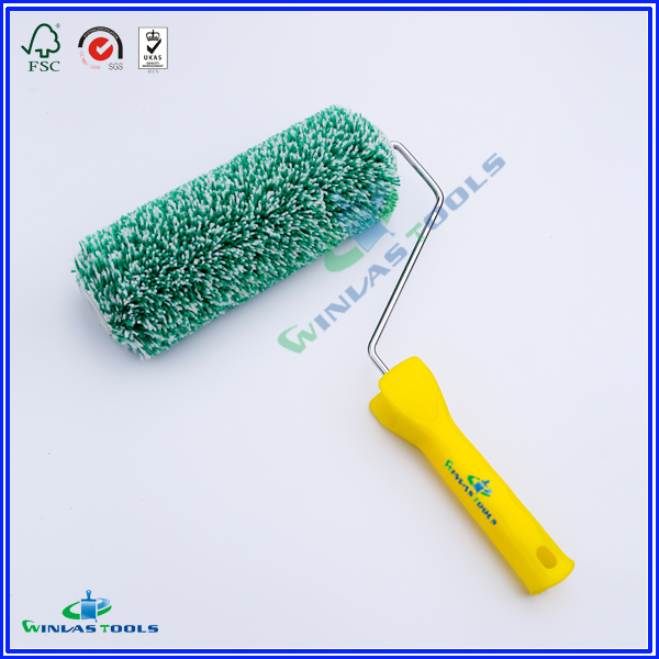 super fine paint roller with handle