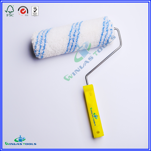 polyamide paint roller with handle
