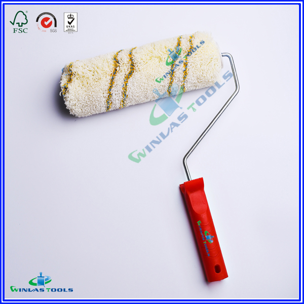 polyamide paint roller refill with handle